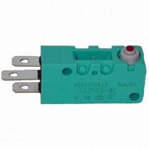 Contacteur électrique 2 positions, 3 bornes adaptables pour CASTELGARDEN modèles FC72 et TC92. Remplace origine: 19410605/1