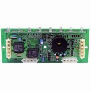 Platine électronique 8 fonctions adaptable pour CASTELGARDEN avec fusible. Remplace origine: 25722412/0, 25722412/1