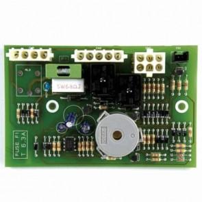 Platine électronique adaptable pour CASTELGARDEN avec fusible. Remplace origine: 25722411