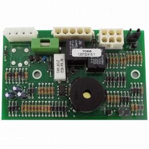 Platine électronique adaptable pour CASTELGARDEN avec fusible. Remplace origine: 25722415