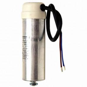 Condensateurs universels métalliques - Puissance (µF) : 12 - Ø (mm) : 35 - Hauteur (mm) :  78/100