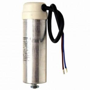 Condensateurs universels métalliques - Puissance (µF) : 40 - Ø (mm) : 45 - Hauteur (mm) :  143/165