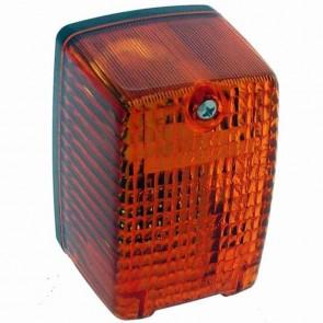 Feu latéral orange droit adaptable