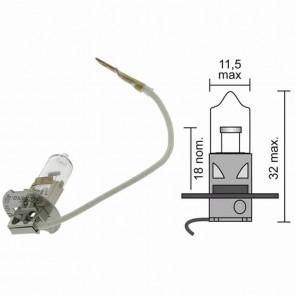 Ampoule Halogène 12 V - 100 W modèle H3
