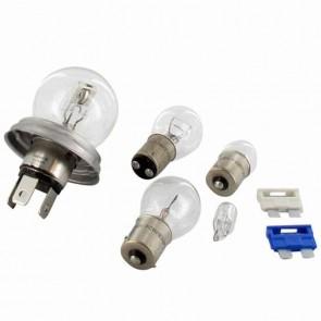 Coffret d'ampoule 12 V de secours (code Européen)