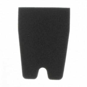 Filtre à air adaptable pour OLEO MAC modèles 746S, 746T - 753S, 753 MASTER, 446BP et 453BP - L: 96mm, L: 69mm, H: 12mm. Remplace origine: 6111001
