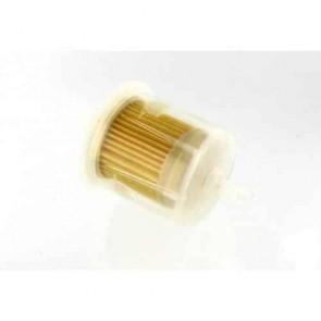 Filtre à essence à tamis papier universel (10 microns), large capacité - Ø: d'entrée: 6,35mm