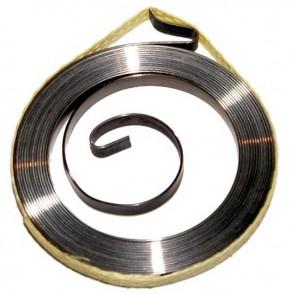 Ressort de lanceur adaptable pour ECHO (Kioritz) modèles GT1100, GT2102, GT2103, SRM1501, SRM2301 et SRM2310. Remplace origine 177220-42030, A504-000100, A504-000060, 70030-75130
