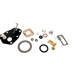 Kit réparation carburateur adaptable pour BRIGGS & STRATTON 3 & 3,5 ch. verticaux type Vacu-jet. Remplace origine: 494622