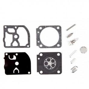 Kit réparation adaptable ZAMA pour modèles Carburateur C1Q monté sur STIHL FS38, FS45, FS46, FS85, BG75, HT70, HT75 et autres . Remplace origine: RB-66