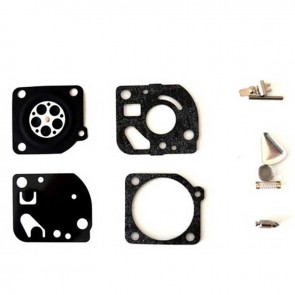 Kit réparation adaptable ZAMA pour modèle carburateur C1Q monté sur STIHL, Shibaura et autres . Remplace origine: RB-68
