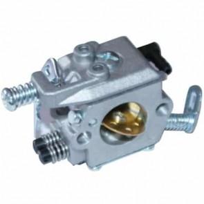Carburateur type WALBRO. Adaptable sur tronçonneuses STIHL modèles MS170 et MS180