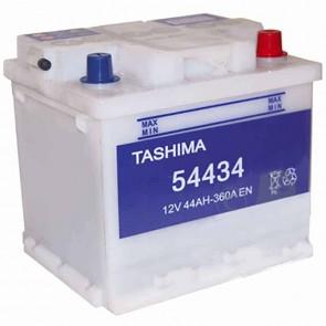 Batterie de démarrage TASHIMA 12v - 44Ah + à droite L: 208mm - l: 175mm - H:190mm