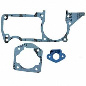 Pochette de joint adaptable HUSQVARNA pour modèles 51 et 55. Remplace origine: 501 761 802