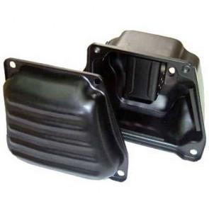 Échappement adaptable STIHL pour modèles 066, MS650 et MS660. Remplace origine: 1122-140-0614