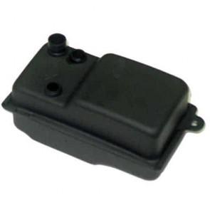 Échappement adaptable STIHL pour modèle TS400. Remplace origine: 4223-140-0601