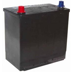 Batterie de démarrage TASHIMA 12v - 60Ah + à gauche L: 230mm - l: 172mm - H: 222mm - pour KUBOTA modèles AM3300- F2000- F2400- F2560- F3060- F3560 - FZ2400