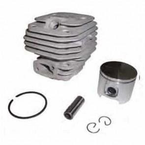 Cylindre complet Ø: 48mm adaptable pour HUSQVARNA modèle 61- Remplace origine: 5035320-71