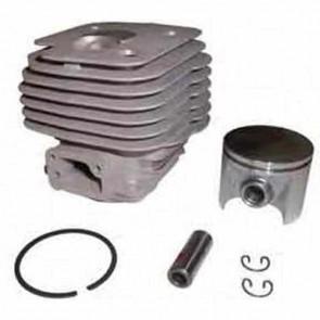 Cylindre complet Ø: 50mm adaptable pour HUSQVARNA modèles 268, 268S & 268K- Remplace origine: 5016585-71,5036110-71
