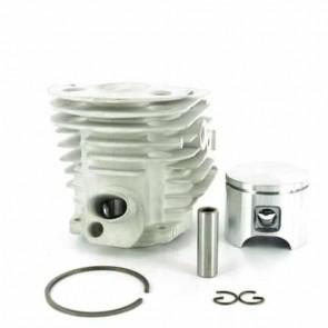 Cylindre complet Ø 46mm adaptable pour HUSQVARNA 55- Remplace origine: 503169172