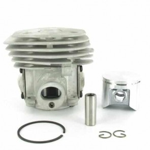 Cylindre complet Ø 47mm adaptable pour HUSQVARNA 359- Remplace origine: 537157302