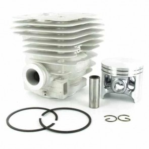 Cylindre complet Ø 56mm adaptable pour HUSQVARNA 395- Remplace origine: 503993971,503168301