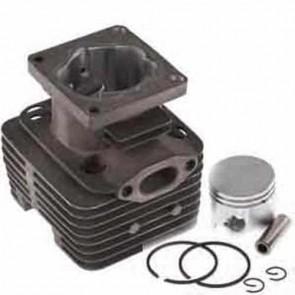 Cylindre complet Ø 35mm adaptable pour STIHL FS120- Remplace origine: 41340201213