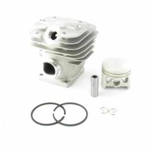 Cylindre complet Ø 42mm adaptable pour STIHL 024 et MS240- Remplace origine: 11210201200