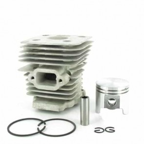 Cylindre complet Ø 41mm adaptable pour HUSQVARNA 241R- Remplace origine: 5032433-01
