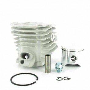 Cylindre complet Ø 45mm adaptable pour HUSQVARNA 50 et 51- Remplace origine: 503168301