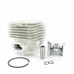 Cylindre complet Ø 54mm adaptable pour HUSQVARNA 181, 281 et 288- Remplace origine: 503907401