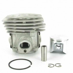 Cylindre complet Ø 47mm adaptable pour HUSQVARNA 359- Remplace origine: 537157302