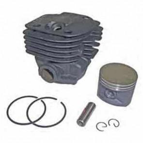 Cylindre complet Ø 50mm adaptable pour HUSQVARNA 362, 371 et 372- Remplace origine: 503626472