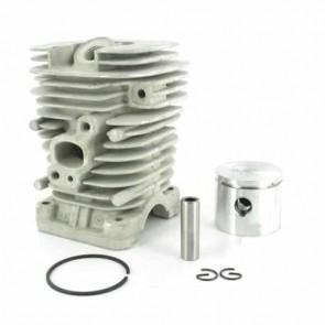 Cylindre complet Ø 41mm adaptable pour PARTNER 351, 370, 390 et 420- Remplace origine: 530069606