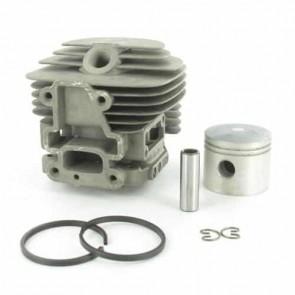 Cylindre complet Ø 42,5mm adaptable pour KAWASAKI TJ45- Remplace origine: 11005-2159