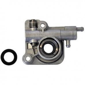 Pompe à huile adaptable remplace 52142-01000, P021-010890. Pour machines SHINDAIWA 269TS, 320TS et ECHO CES-260TES, CS-260T, CS-260TES, CS-270WES, CS-280WES, CS-320TES, CS-320TES, CS-350TES, CS-350WES, CS-350WES, CS-360WES