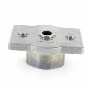 """Moyeu support de lame pour AYP SEARS ROPER tondeuses 20"""" et 22"""".Remplace origine: 850977.alésage: 22,2mm,H:32,2mm,Profondeur du puit:25,4mm"""