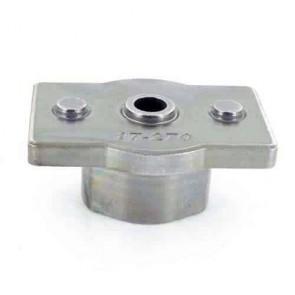 """Moyeu support de lame pour AYP SEARS ROPER tondeuses 22"""".Remplace origine: 851514.alésage: 22,2mm, H:32,2mm,Profondeur du puit:22,4mm"""