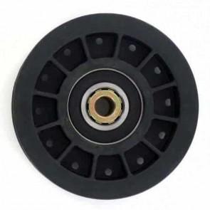 """Poulie à gorge plate pour SCAG modèles 36"""", 46"""" et 52"""" commercial - H: 30,16mm, Ø: ext: 87,31mm, Ø int: 9,52mm. Remplace origine: 48201"""
