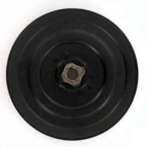 Poulie à moyeu claveté adaptable pour SCAG - H: 25,4mm, Ø: ext: 82,55mm, Ø int: 15,87mm. Remplace origine: 48197