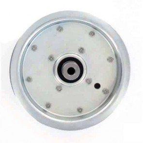 """Poulie à gorge plate adaptable pour SCAG modèles 40"""" et 48"""" - H: 31,7mm, Ø: ext: 149,22mm, Ø int: 9,52mm. Remplace origine: 48269"""