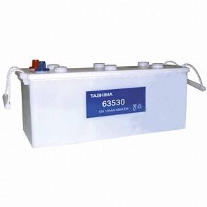 Batterie de démarrage TASHIMA 12v - 135Ah + à gauche L: 511mm - l: 190mm - H: 217mm