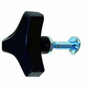 Vis de blocage adaptable M8 X 40mm pour mancheron HONDA. Remplace origine: 90109-VA4-000, 53125-VA5-000