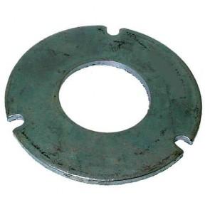 Rondelle pour BUNTON - Ø int: 35mm, Ø: ext: 76,5mm, épaisseur: 2,9mm. Remplace origine: PL4608, PL0608
