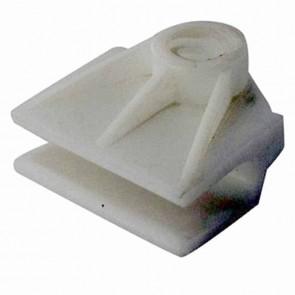 Écrou nylon pour poignée de relevage adaptable sur: SABO et JOHN DEERE. Remplace origine: 15170