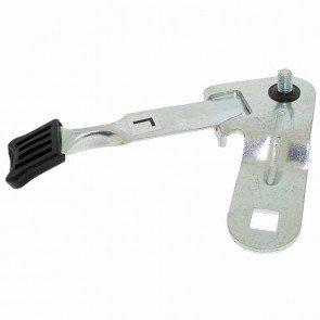 """Levier de réglage avant gauche de hauteur de coupe adaptable pour tondeuse de 21"""" SNAPPER - Remplace Origine:  51885, 52909"""
