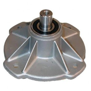 Palier de Lame adaptable pour autoportée CASTELGARDEN modèle F72 Flipper - H: 135mm. Remplace origine: 84207250/0