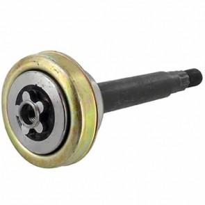 Axe adaptable pour palier de lame AYP - HUSQVARNA (notre référence 6508035) pour modèles 12597SD. Remplace origine 192872, 532192872