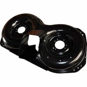 """Carter de coupe pour éjection arrière 42"""" - 107cm adaptable AYP Remplace origine: 532-176030, 532-169160"""