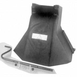 Déflecteur arrière d'origine CASTELGARDEN pour modèle 102 et 122 cm HYDRO (après 09/1999). Remplace origine: 99900015/1
